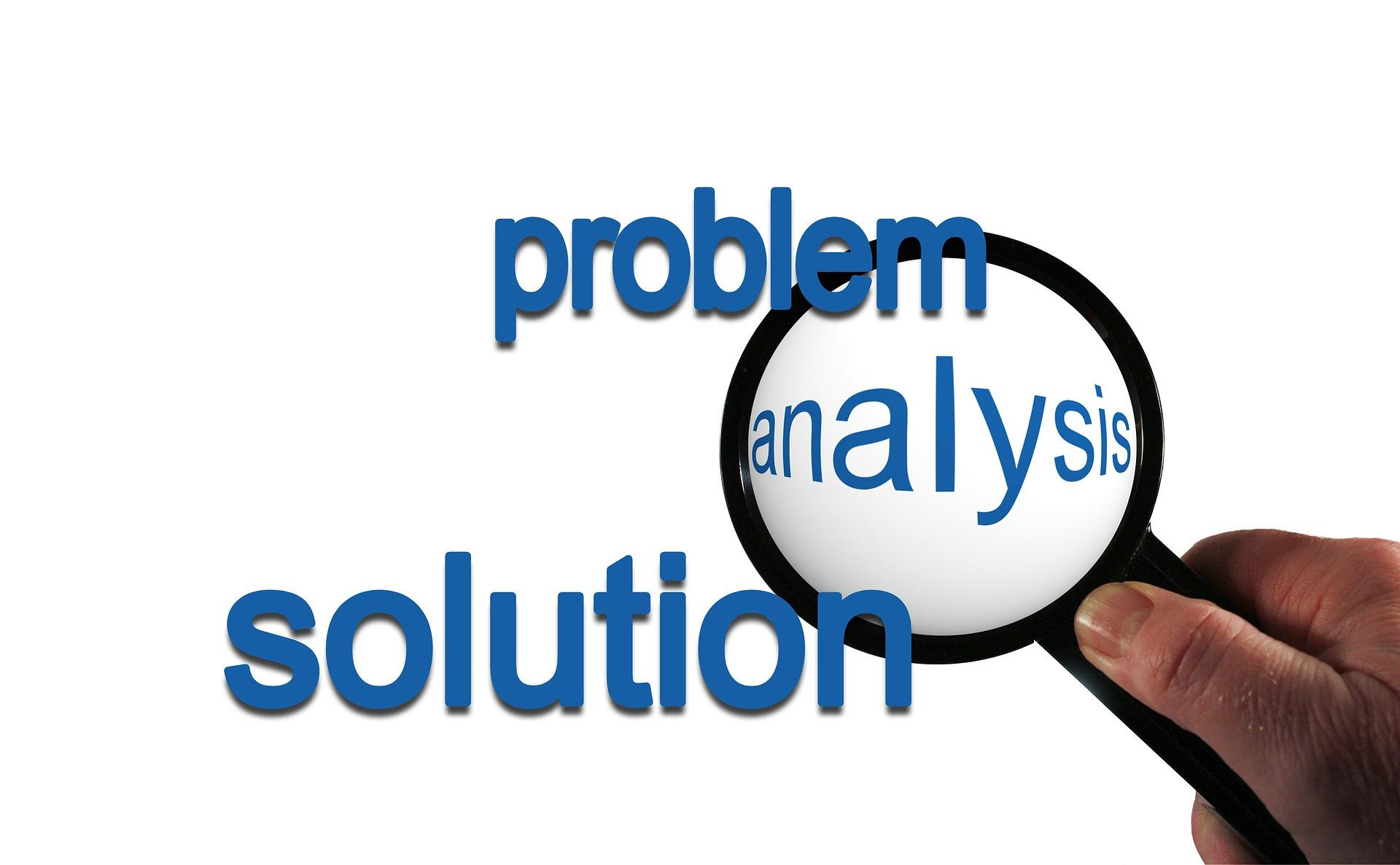Daniele Natalizia | DNSGR | Analisi Problemi