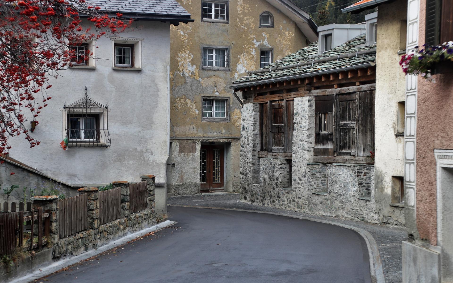 Daniele Natalizia | DNSGR | Casa vecchia